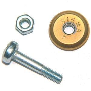 Rotita TITAN taietoare pentru masinile Sigma, 12 mm