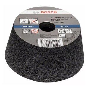 Piatra oala pentru slefuit beton & piatra, D=110, R24