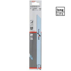 2 Panze pentru fierastraie sabie, tip S 1122 EF