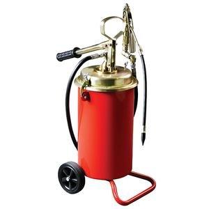 Pompa de gresat manuala cu accesorii