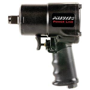 Masina de insurubat cu impact 3/4'', max. 1.485 Nm, forma tip pistol, reversibila, tip UT8310 POWER LINE