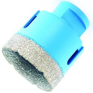 Carota diamantata pentru placi ceramice, 50mm, prindere M14