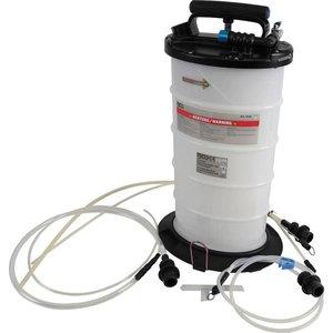 Dispozitiv extras lichid de frana (dezaerator) si ulei