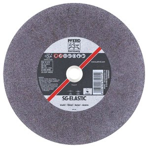 Disc abraziv pentru debitat/taiat otel, M 125 x 2.4 PH EHT