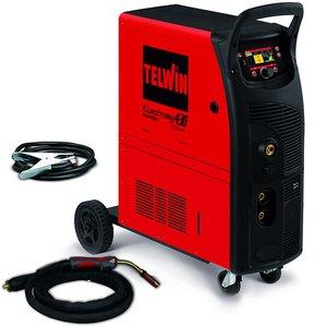 Aparat de sudura ELECTROMIG 430 WAVE MIG/TIG/MMA
