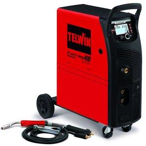Aparat de sudura ELECTROMIG 400 SYNERGIC MIG/TIG/MMA