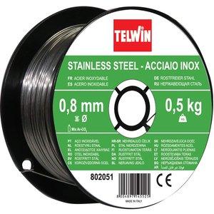 Sarma sudura INOX 0.8 mm, 0.5 kg