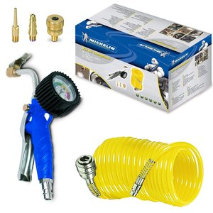 Kit 5 piese aer comprimat MICHELIN EASY