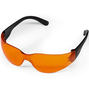 Ochelari de protectie light-portocaliu, UV400, made in Elvetia