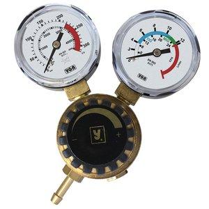 Reductor de presiune pentru argon/CO2, 220 bar, 12 l/min
