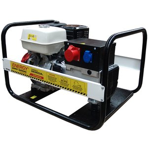 Generator trifazat benzina tip ENERGY 8000 TH