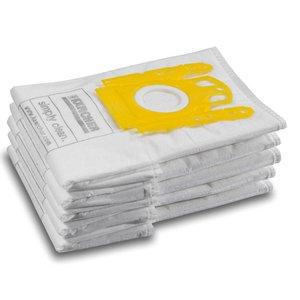Set 5 saci Karcher, filtranti, VLIES, pentru aspiratoare din clasa VC