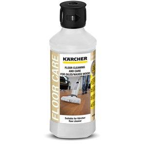 Detergent lichid pentru pardoseli din lemn si parchet lacuit/ceruit, 0.5 L, tip RM 535