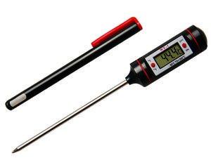 Termometru digital cu sonda de inox