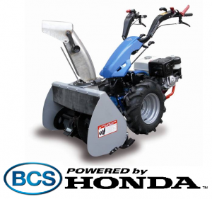 Motocultor BCS 615L + freza zapada