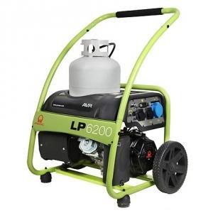 Generator de curent cu GPL PRAMAC POWERMATE tip LP6200
