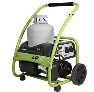 Generator de curent cu GPL PRAMAC POWERMATE tip LP3200