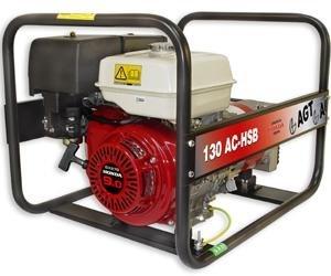 Generator de sudura monofazat benzina WAGT 130AC HSB