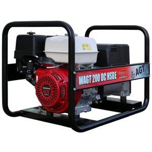 Generator de sudura monofazat benzina  WAGT 200DC HSBE
