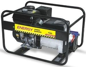 Generator de sudura monofazat benzina tip ENERGY 200 WM