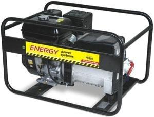 Generator de sudura trifazat benzina tip ENERGY 220 WT