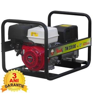 Generator de sudura trifazat benzina tip TW 220 DC