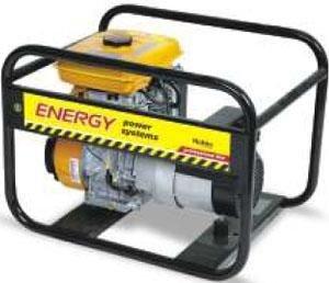 Generator monofazat benzina tip ENERGY 4500 M
