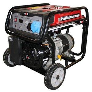 Generator de curent monofazat 4,5kVA, benzina, tip SC5000