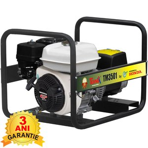 Generator monofazat benzina tip TM 3501