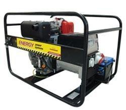Generator trifazat diesel tip ENERGY 7500 TDE