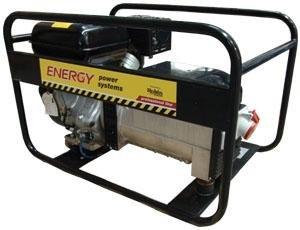 Generator trifazat benzina tip ENERGY 6000 T