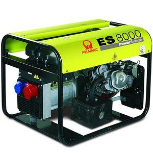 Generator trifazat benzina tip ES8000T