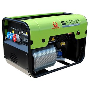 Generator trifazat benzina S12000T + CONN