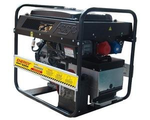 Generator trifazat benzina tip ENERGY 13000 TVE