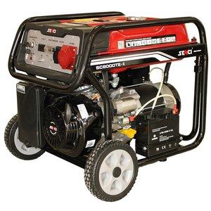 Generator trifazat benzina tip SC 8000TE