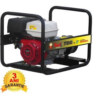 Generator trifazat benzina tip TT 8503