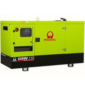 Generator trifazat, insonorizat, tip GSW 110 I