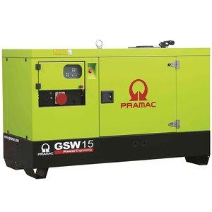 Generator trifazat, insonorizat, tip GBW 15 Y