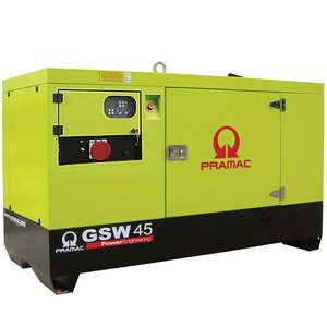 Generator trifazat, insonorizat, tip GSW45Y