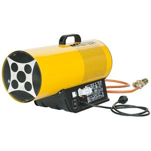 Incalzitor cu gaz tip BLP 33 ET