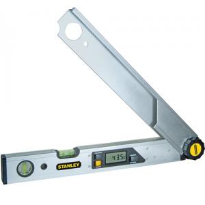 Nivela electronica pentru unghiuri (goniometru digital) STANLEY, 40 cm