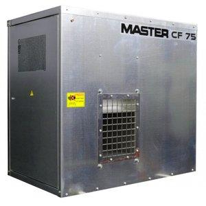 Incalzitor cu gaz pentru ferme de animale tip CF 75 SPARK Zinc