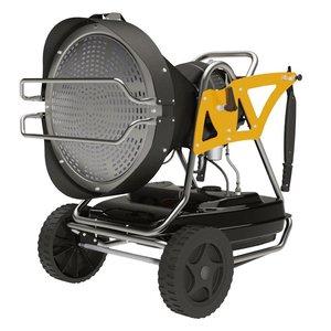 Incalzitor cu motorina cu ardere catalitica tip XL 91