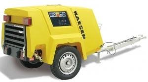 Motocompresor mobil cu surub M27PE