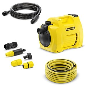 Pompa de gradina KARCHER BP 3 Garden Set Plus