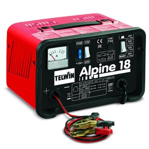 Redresor auto 12-24V ALPINE 18 BOOST
