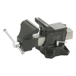 Menghina de banc rotativa Heavy-Duty, 200mm, EBT200