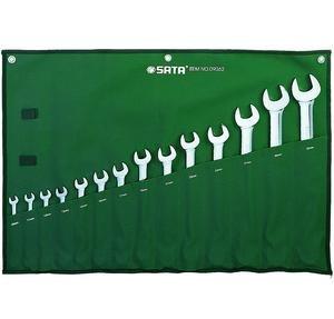 Set 14 chei combinate 10-32 cm