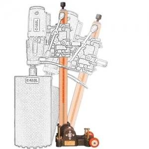 CSN-10A-BA Suport cu reglaj unghi +/-60 grade CAS 250