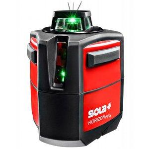 Nivela laser SOLA, tip HORIZON GREEN BASIC